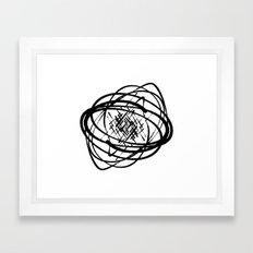 05 Framed Art Print
