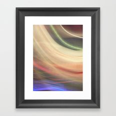 accidental magic Framed Art Print