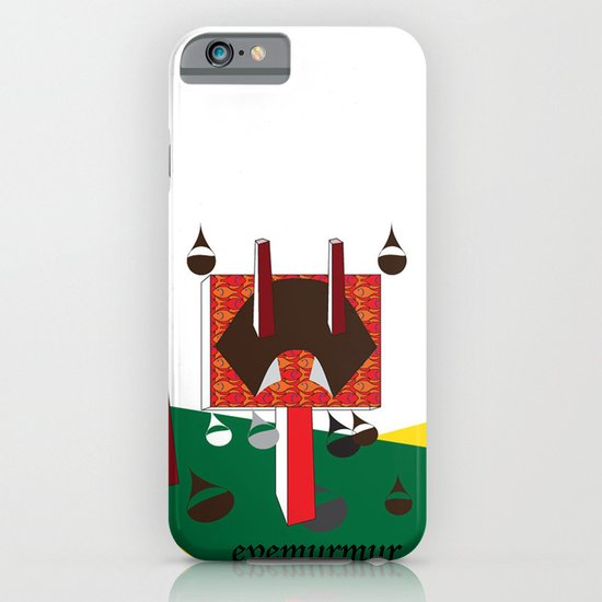Machinery, No. 0002 iPhone & iPod Case