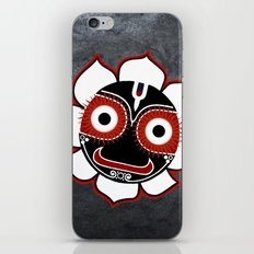 Jagannath iPhone & iPod Skin