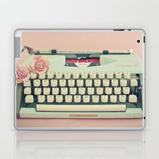 Love Letter Laptop & iPad Skin