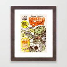PredaPOPS! Framed Art Print