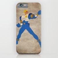 Commanding Captain (Captain Commando) iPhone 6 Slim Case