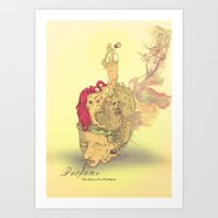 Perfume, The Story Of A … Art Print
