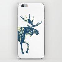 Moose Two iPhone & iPod Skin