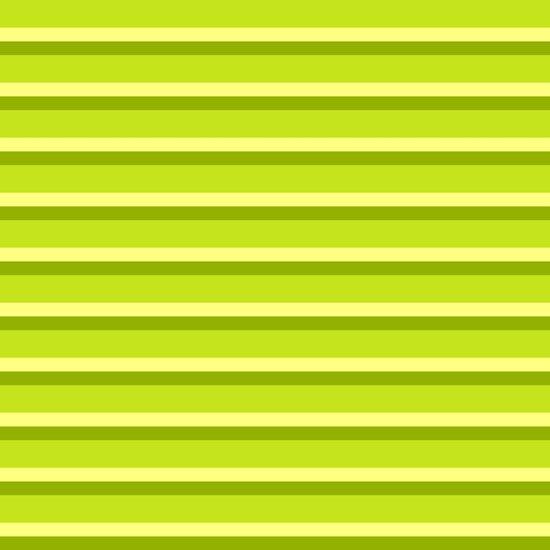 Lime Green Stripes Art Print