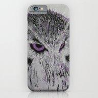 Violet Owl iPhone 6 Slim Case