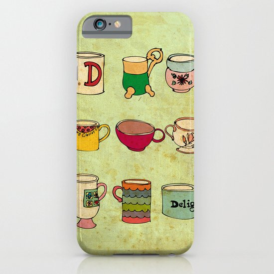 My Mugs! iPhone & iPod Case