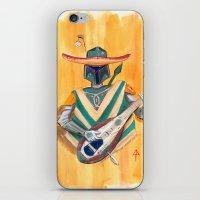 Boba Bandito iPhone & iPod Skin