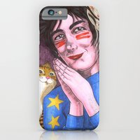 iPhone & iPod Case featuring Meanwhile In The 80s, part 3 by Anna Gogoleva