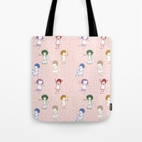 some girls Tote Bag
