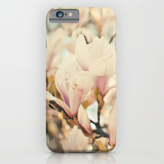 Magnolia and Cream iPhone & iPod Case