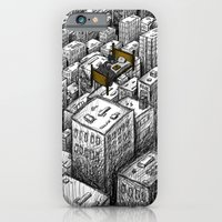 iPhone & iPod Case featuring Lost At Sea (M83) by John Jurik