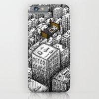 Lost At Sea (M83) iPhone 6 Slim Case