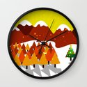 Christmas Christmas! Wall Clock