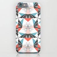 iPhone & iPod Case featuring Tri Colour by Eleanor V R Smith