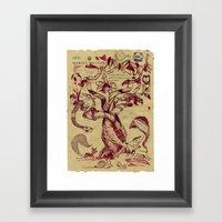 Marina Militare #1 Framed Art Print