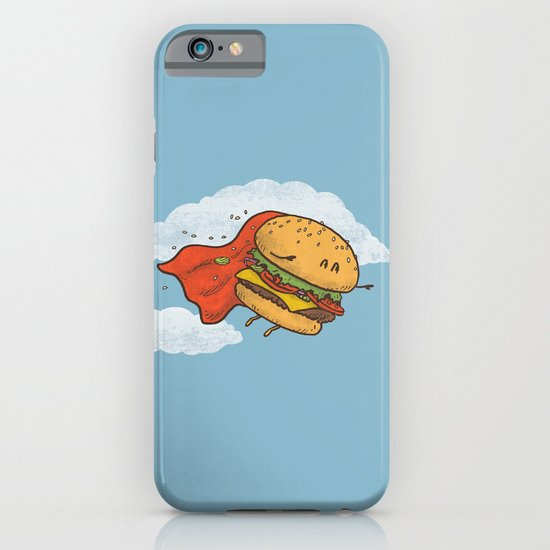 Superburger! iPhone & iPod Case