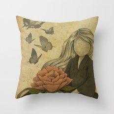 Fragranced Throw Pillow