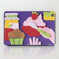 Breakfast iPad Case