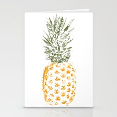 Pineapple I Stationery Cards