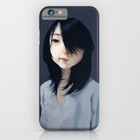 iPhone & iPod Case featuring Cold by Chawakarn Khongprasert