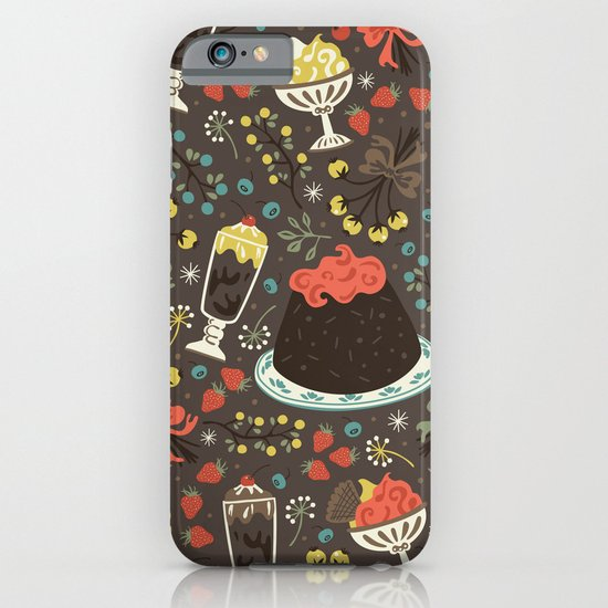 Sweet Deserts  iPhone & iPod Case