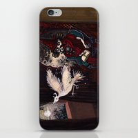 The Sorcerer And The Sim… iPhone & iPod Skin