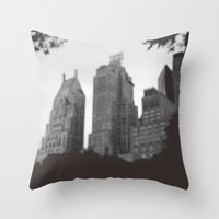 E S S E X {II} Throw Pillow