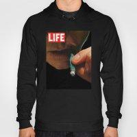 LIFE MAGAZINE: Marijuana Hoody