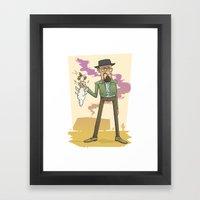 Alburquerque Framed Art Print