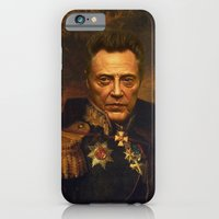 iPhone Cases featuring Christopher Walken - replaceface by replaceface