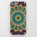 Colorful K iPhone & iPod Case