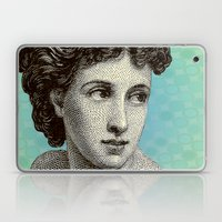 Seductress Blue Laptop & iPad Skin