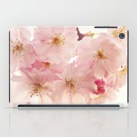cherry blossoms- In memory iPad Case