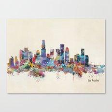 Los Angeles California S… Canvas Print