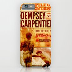 The battle of the century iPhone 6 Slim Case