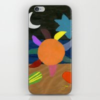 In the Mix iPhone & iPod Skin
