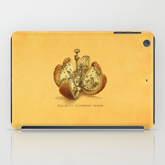 Clockwork Orange  (color option) iPad Case