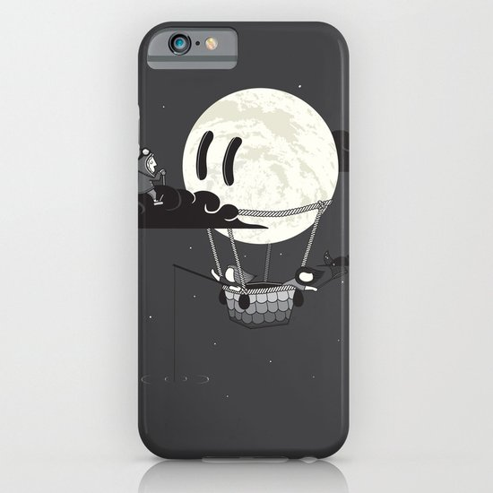 You Should See The Moon In Flight iPhone & iPod Case