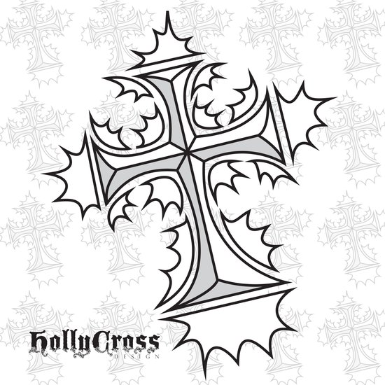 Hollycross Logo Art Print