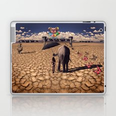 The road to hedonisum Laptop & iPad Skin