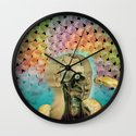 Solar Gambling Wall Clock