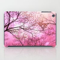Surreal Pink Trees Nature  iPad Case