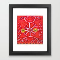 Energy Picture Framed Art Print