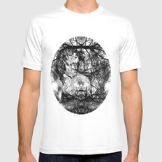 Levi Miller vs Ted Tuesday #2 Mens Fitted Tee White SMALL