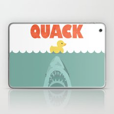 Jaws Rubber Duck Laptop & iPad Skin