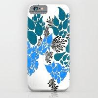 Blue Number 2 iPhone 6 Slim Case