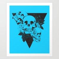 Order of Chaos Art Print
