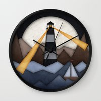 Show Me The Way To Go Ho… Wall Clock